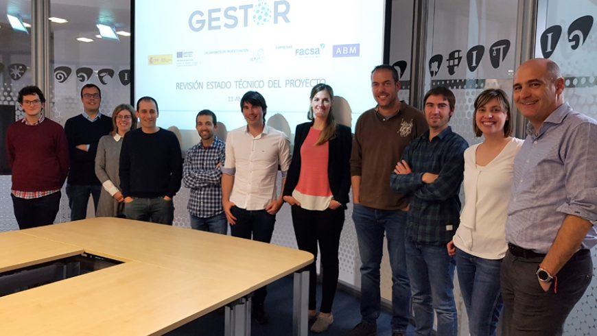 El equipo del proyecto GESTOR revisa en Castelló los avances de la plataforma