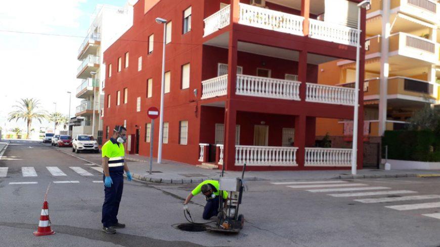 FACSA y el Ayuntamiento de Moncofa inician los tratamientos de prevención contra roedores e insectos