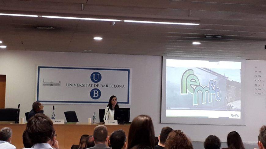 FACSA presenta las conclusiones del proyecto REMEB en la VII Jornada sobre Biorreactores de Membrana