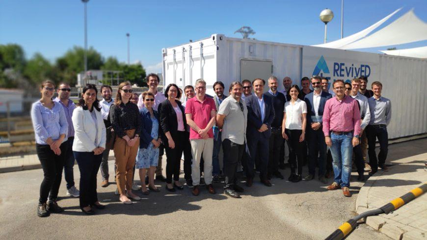 FACSA y el Ayuntamiento de Burriana participan en un proyecto de desalinización de agua pionero en Europa
