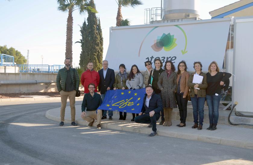 El proyecto europeo LIFE STO3RE presenta sus resultados finales