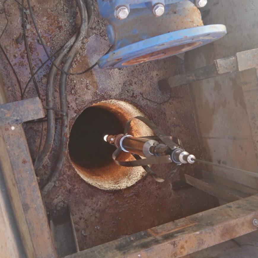 FACSA realiza la inspección y limpieza de tres pozos en Mallorca