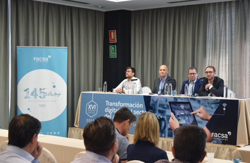 FACSA analiza los retos y tendencias de la transformación digital en el sector del agua