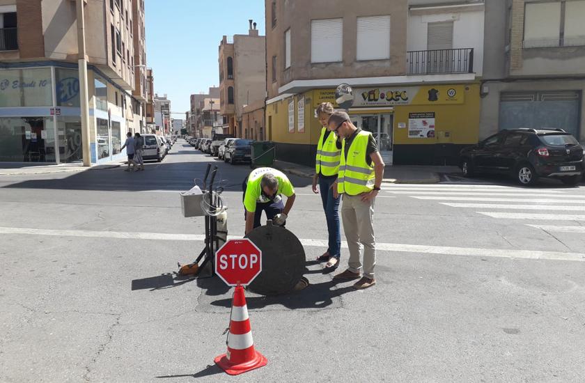 FACSA intensifica en Almassora los tratamientos para prevenir ratas e insectos