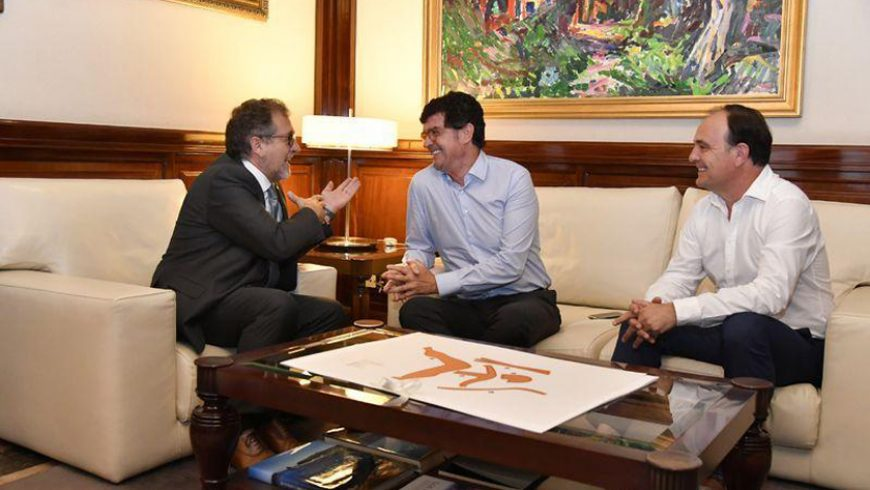 La Diputación de Castelló y FACSA se comprometen a seguir mejorando las actuaciones en calidad del agua, residuos y educación ambiental