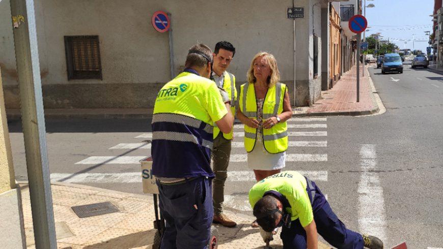 El Ayuntamiento de Torreblanca y FACSA llevan a cabo los trabajos de control de plagas