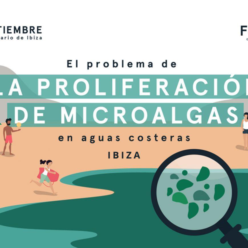 FACSA organiza este jueves unas jornadas en Ibiza para analizar los problemas asociados a la proliferación de microalgas