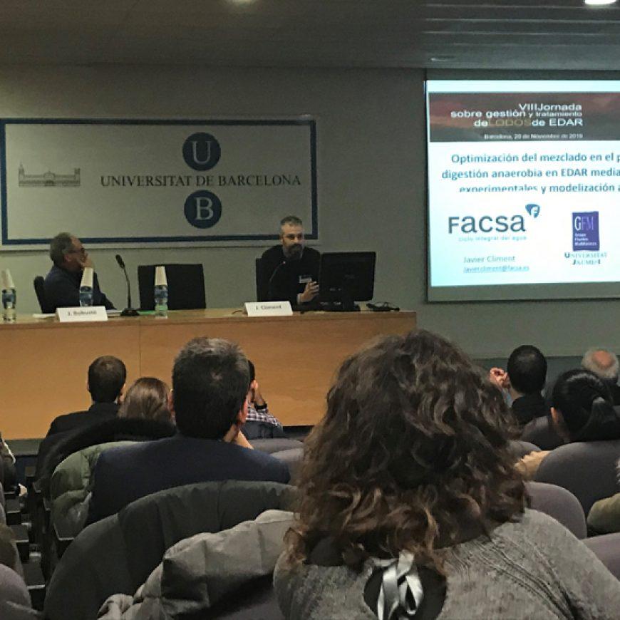 FACSA expone sus últimos avances en gestión y tratamiento de lodos de EDAR