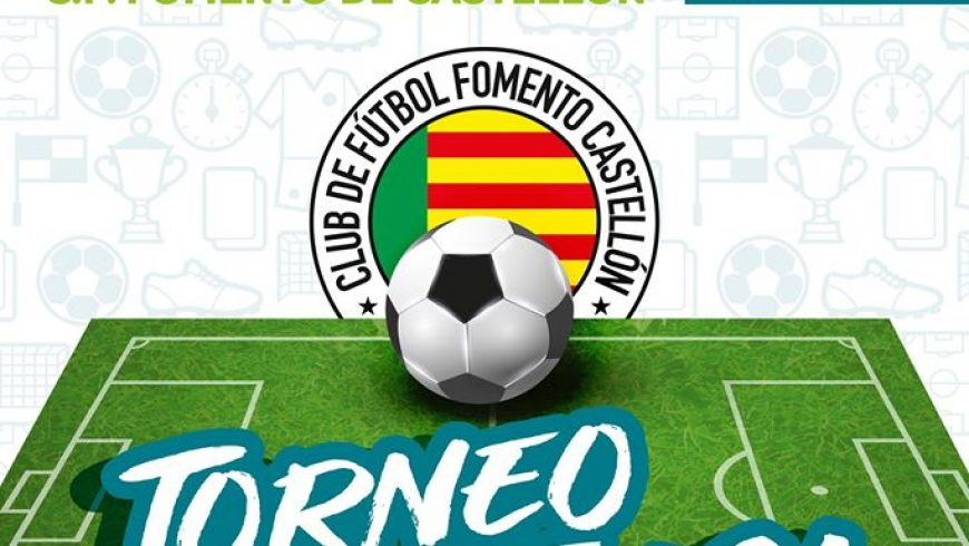 El CF Fomento Castellón organiza este sábado su IV Torneo de Navidad
