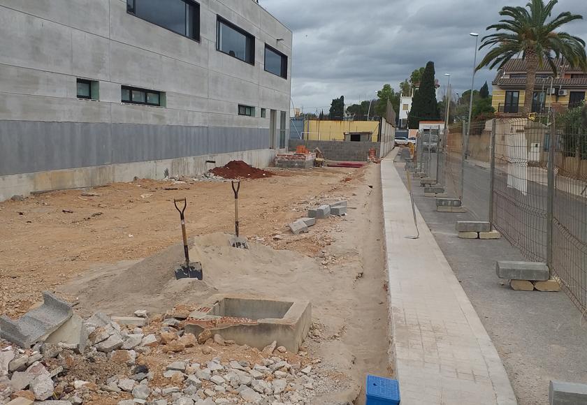 FACSA dará agua potable al nuevo pabellón polideportivo de Vila-real