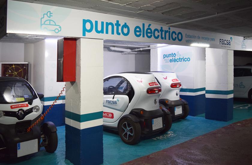 FACSA amplía su flota de vehículos sostenibles en Castellón