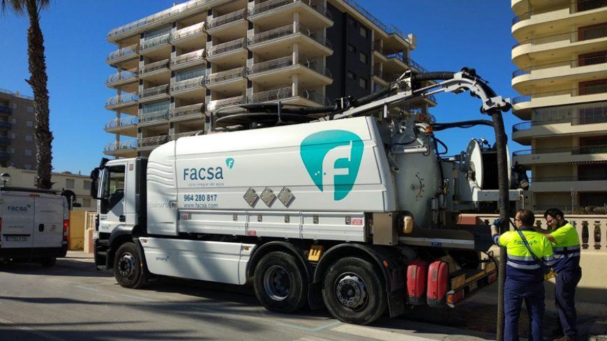 FACSA culmina el dispositivo especial de limpieza tras el paso de la borrasca 'Gloria'
