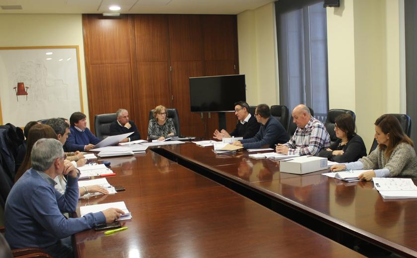 El Ayuntamiento de Burriana y FACSA renovarán este año más de 5.200 metros de conducciones y canalizaciones y 230 acometidas