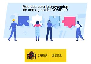 Nueva guía de buenas prácticas en centros de trabajo para hacer frente al COVID-19