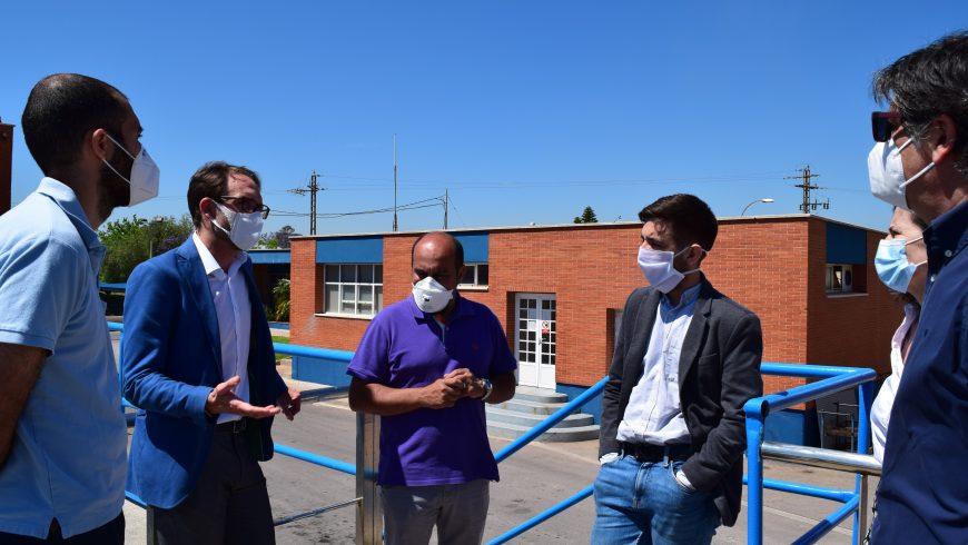 El Ayuntamiento de Castelló y FACSA estudian la presencia del coronavirus SARS-CoV-2 en aguas residuales para reforzar su detección temprana