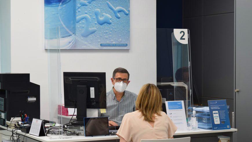 FACSA reanuda la atención presencial con cita previa y nuevas medidas de seguridad en todas las oficinas