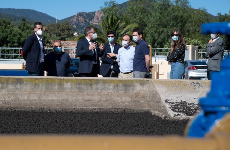 La Diputación de Castellón y FACSA inician un proyecto para detectar la presencia de SARS-CoV-2 en las aguas residuales