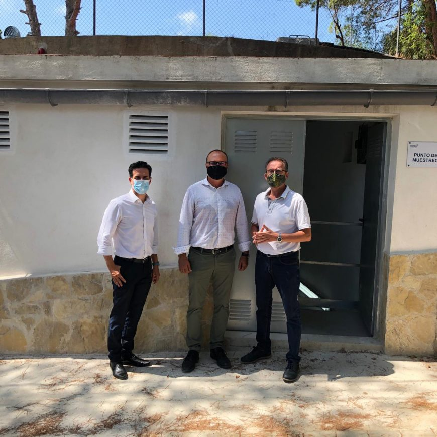 El Ayuntamiento de Alcalà de Xivert y FACSA garantizan el suministro de agua en la zona superior de las Fuentes