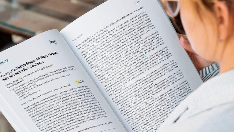 Sensors publica un artículo sobre los trabajos desarrollados por FACSA y el ITA dentro de la Cátedra FACSA-FOVASA de la UPV