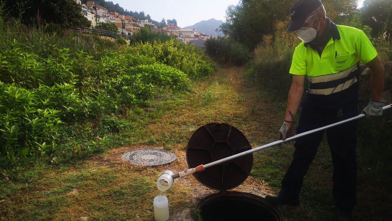 FACSA e ITI aplicarán inteligencia artificial para predecir casos de Covid-19 a partir del análisis de aguas residuales