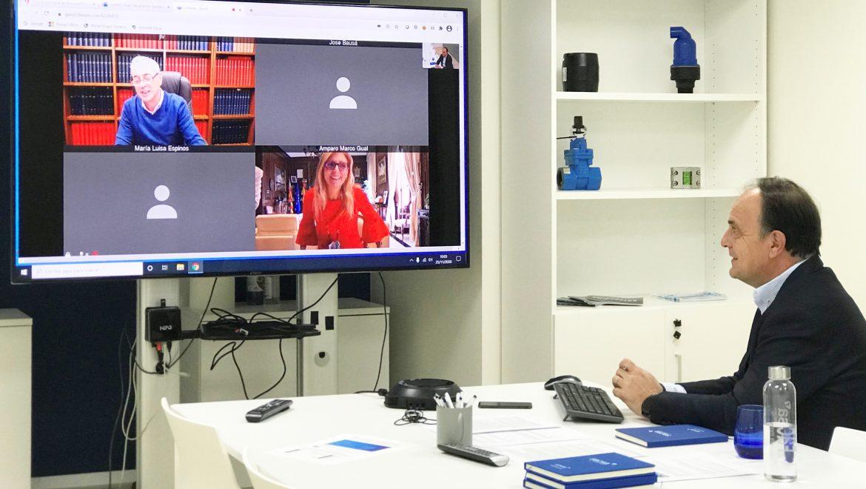 FACSA analiza junto al Ayuntamiento de Castelló los retos en materia de sostenibilidad a los que se enfrenta la ciudad