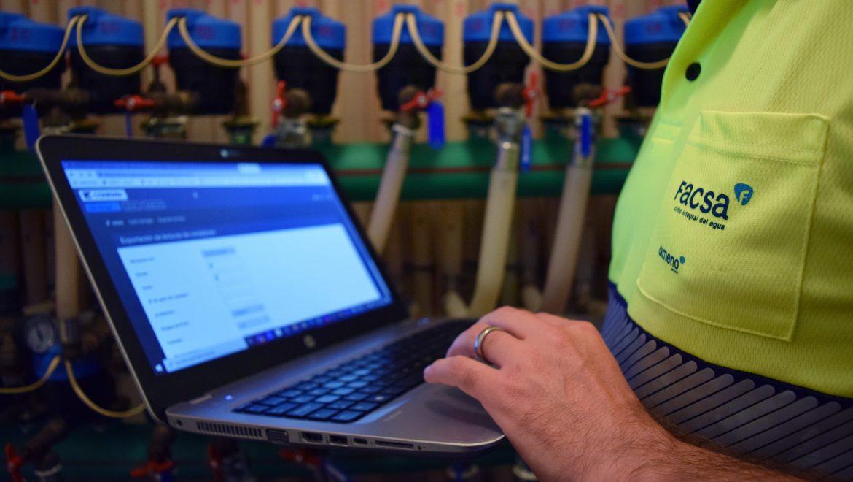 FACSA monitorizará la red de agua de Castelló a través de una innovadora red de comunicaciones