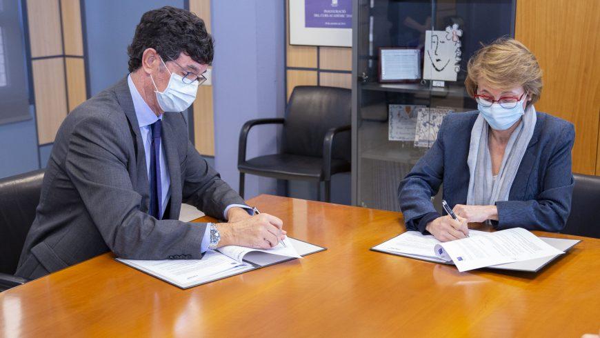 FACSA y la UJI ponen en marcha el quinto programa de becas para el alumnado de grado de Castelló de la Plana