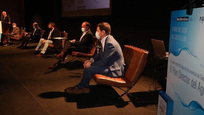 FACSA analiza los desafíos de la gobernanza del agua en el II Foro del Agua de Castelló