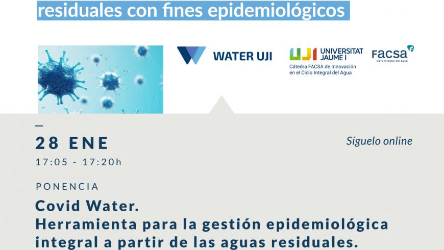El sector público, la comunidad científica y el tejido empresarial analizan el papel de las aguas residuales en la detección del virus SARS-CoV-2