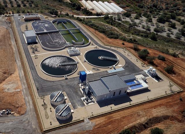 FACSA optimizará la eficiencia energética de la EDAR y las EBARs de Peñíscola con la ayuda del IVACE