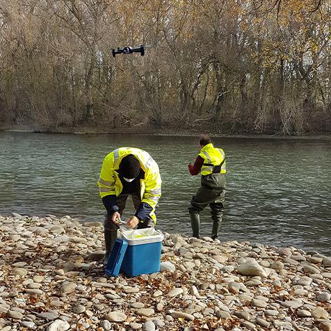 FACSA comienza las pruebas del proyecto Piver para la reducción del impacto de los vertidos industriales en ríos