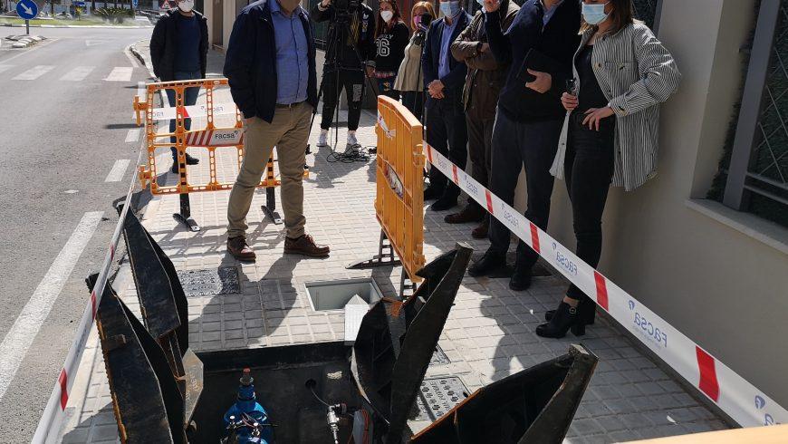 La Vall d'Uixó mejorará la presión del agua del barrio Colonia Segarra de la mano de Facsa