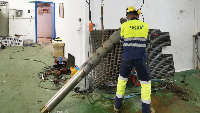 FACSA incorpora tecnología punta en su búsqueda de una gestión más eficiente del agua en Peñíscola