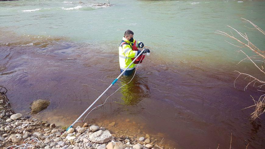 El equipo de PIVER logra desarrollar un innovador sistema para reducir el impacto de los vertidos industriales en ríos