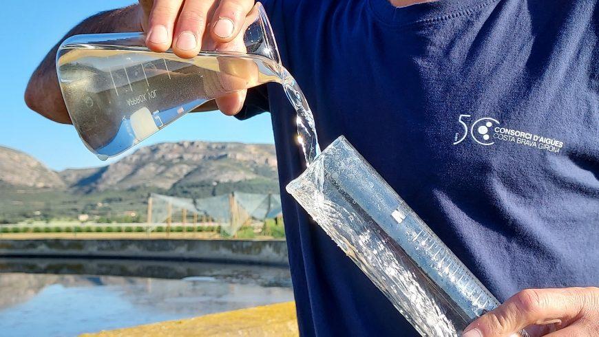 FACSA desplegará su potencial tecnológico en el servicio de saneamiento de agua residual en alta de la Costa Brava