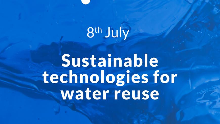 AQUAlity organiza un workshop europeo en torno a las tecnologías sostenibles para la reutilización del agua