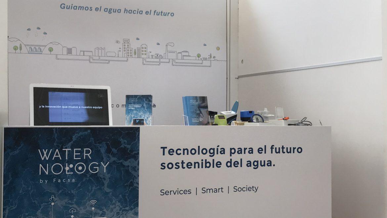 FACSA muestra con Waternology su potencial tecnológico en 'Destaca en ruta'