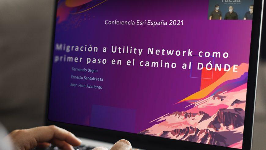 FACSA lleva Waternology a la Conferencia ESRI España, el mayor evento del país sobre tecnología geoespacial