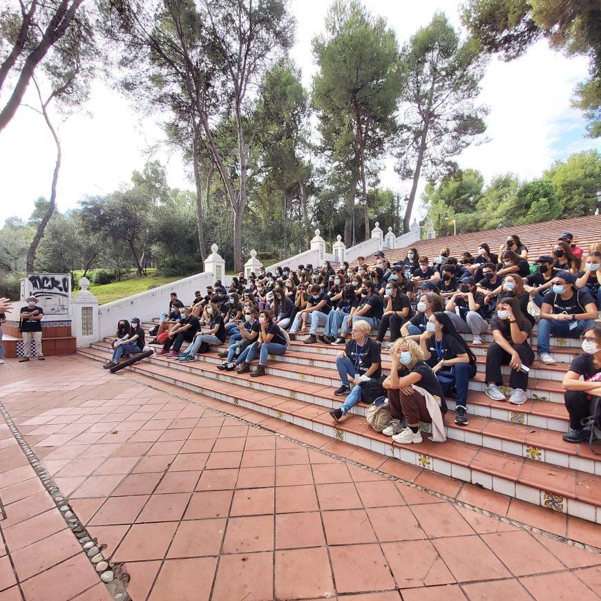 Más de 80 estudiantes y 21 profesores europeos visitan Castellón para conocer el patrimonio hidráulico de Castellón
