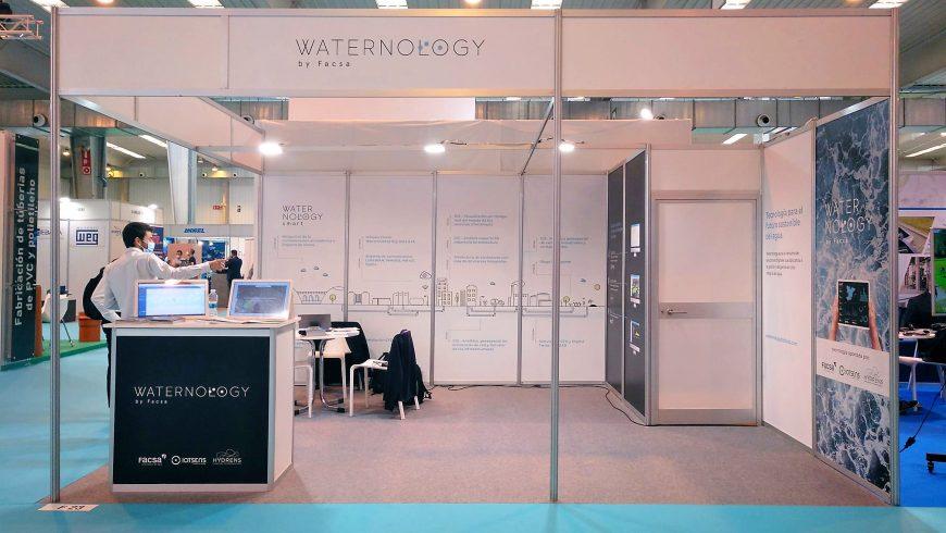 IoTsens, Hydrens y FACSA muestran en SMAGUA el potencial tecnológico de Waternology